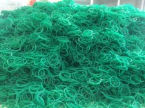 Light Green Rubber band