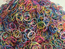 Rubber band export to Philippine